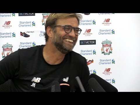 Jurgen Klopp Full Pre-Match Press Conference - Chelsea v Liverpool