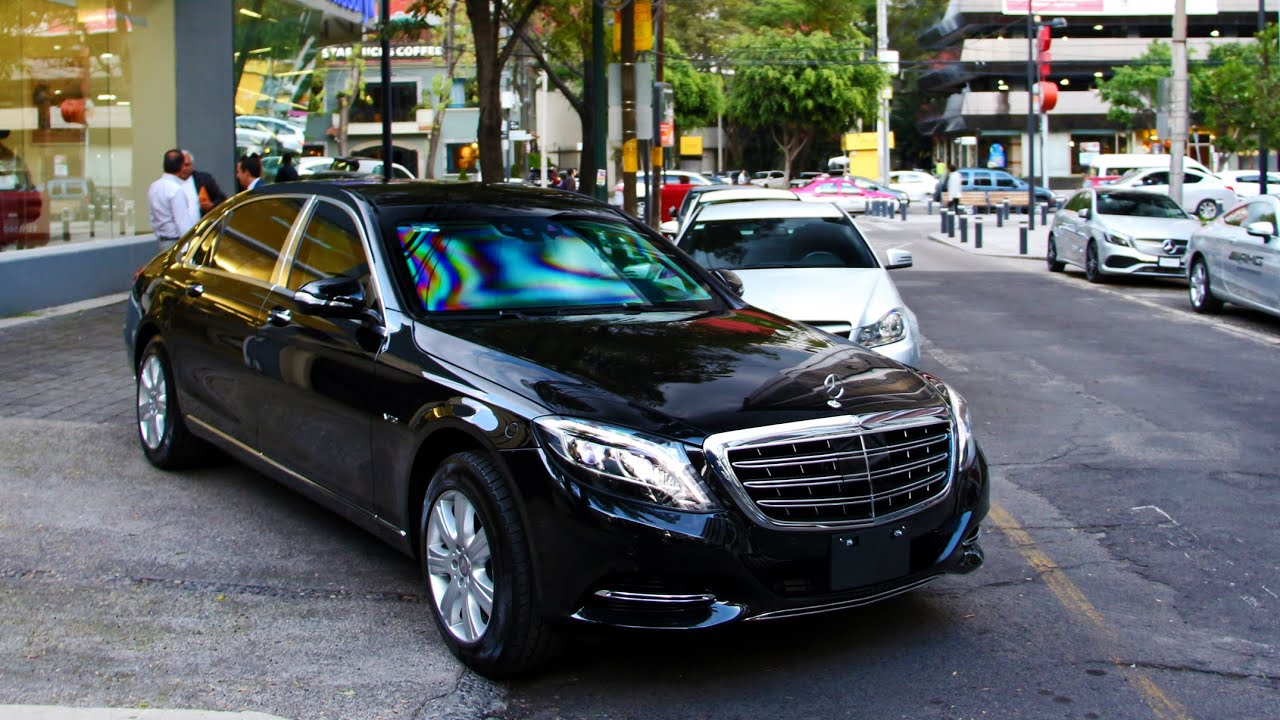 mercedes maybach s600 guard pdf