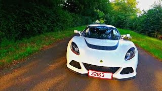 LOTUS EXIGE V6 S - First Impressions
