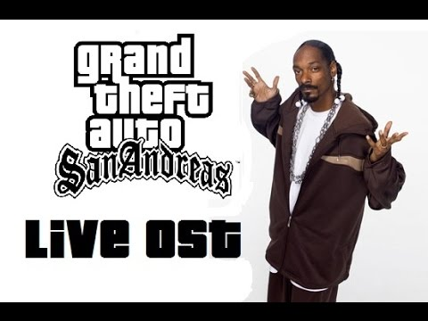 GTA: San Andreas - Face Of Radio Music (Live OST)