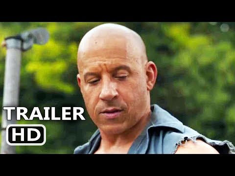 FAST AND FURIOUS 9 Trailer Teaser (2020) Vin Diesel, Action Movie HD