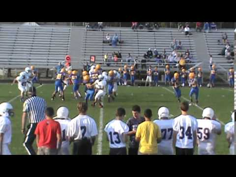 Leo Football 7th grade vs Angola Home at