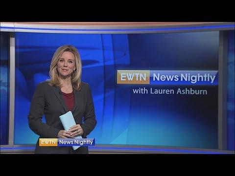 EWTN News Nightly - 2018-05-23 Full Episode with Lauren Ashburn