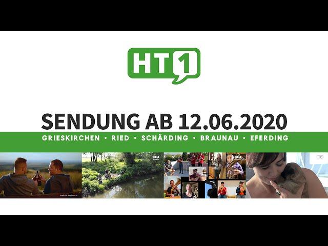 HT1 Sendung vom 12.06.2020