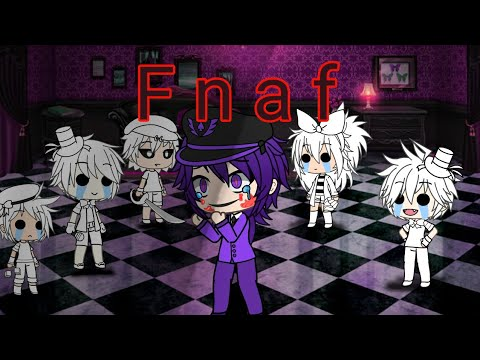 FNAF story // GachaLife // Halloween Special