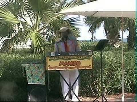 Bahamian Music ..  Mango .. 1-Man Island Band