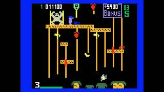 [TAS] INTV Donkey Kong Junior by Winslinator in 01:35.36