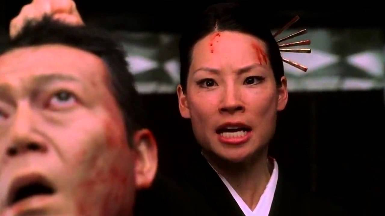 "O-Ren Ishii ""now's the fucking time"" - YouTube"