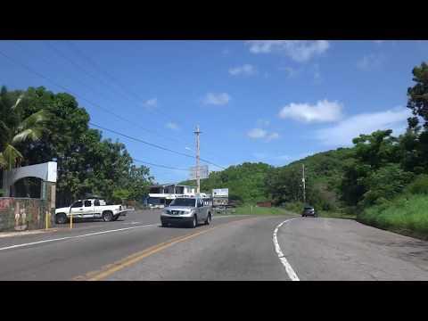 Paseando por Añasco (PR-115) Puerto Rico