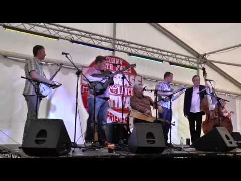 The Grove Band, North Wales Bluegrass Festival 2016