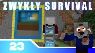 [Zwykły Survival #23] Mam pelerynkę Realms!