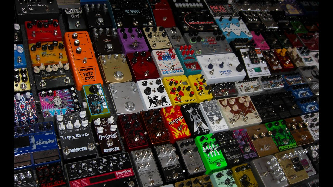 best guitar effects pedals of 2012 top 10 shootout youtube. Black Bedroom Furniture Sets. Home Design Ideas