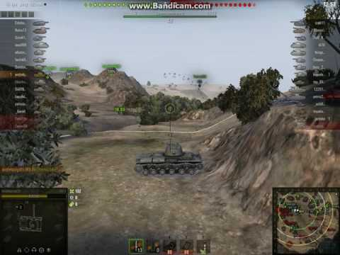 World of Tanks - Tier 5 GAMEPLAY - #1 from YouTube · Duration:  4 minutes 57 seconds