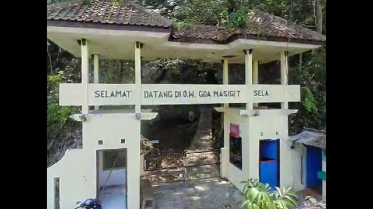 Wisata Religi Masigit Sela Cilacap Jawa Tengah