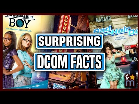 11 Surprising DCOM Facts! (Disney Channel Original Movie) | Interview