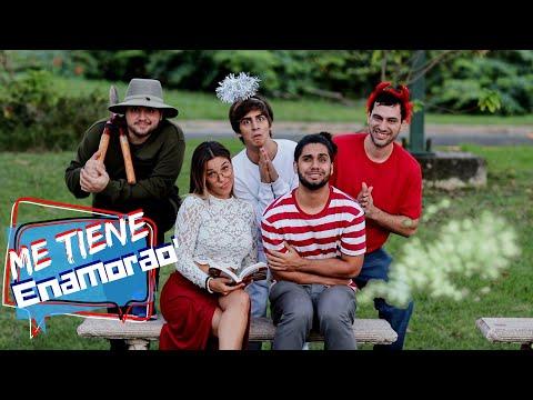 Yonso - ME TIENE ENAMORAO' ft. Daniel El Travieso x Manu Duran x Alex Woper (VIDEO MUSICAL OFICIAL)