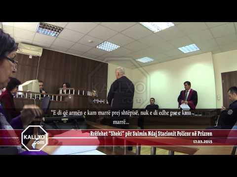 """Rrëfehet """"Sheki"""" për Sulmin Ndaj Stacionit Policor në Prizren"""