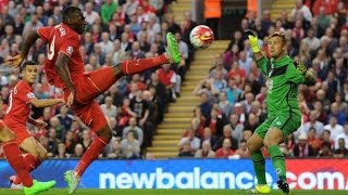 LIVERPOOL VS BOURNEMOUTH 1-0 MATCH REVIEW 17/08/15