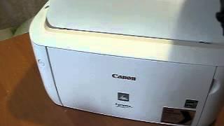Почему я выбрал лазерный принтер Canon LBP-6020b i-sensys LBP-6030 потому что НЕ ЖАДНЫЙ картридж
