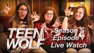 "Teen Wolf Live Watch - ""Strange Frequencies"""