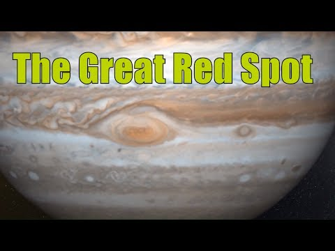 The Great Red Spot : Nasa Juno Mission To Jupiter