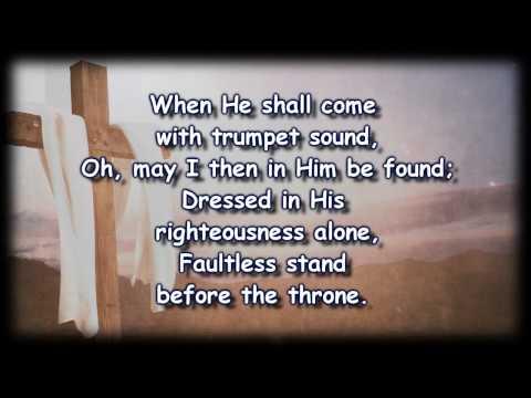Cornerstone - Hillsong - Worship Video with lyics
