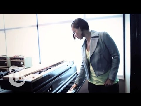 Alicia Keys on Her Song 'Girl on Fire' | The New York Times