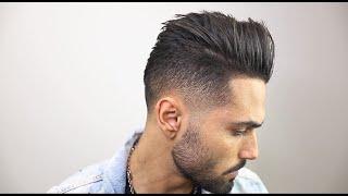 Tutorial Peinado Con Volumen Tupé Con Cera Pomada