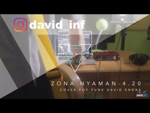 FOURTWNTY - ZONA NYAMAN COVER POP PUNK By DAVID ENDRA