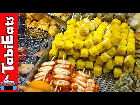 STREET FOOD HONG KONG (Mongkok PART 1)