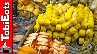 STREET FOOD HONG KONG (Mongkok PART 1) thumbnail