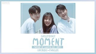 [THAISUB] CHRISTOPHER - MOMENT (MOMENT OF EIGHTEEN OST. PART1)