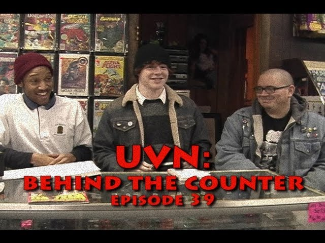 UVN: Behind the Counter 39