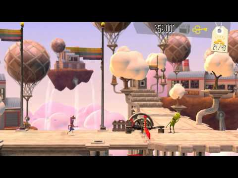 Let's play Runner2 - Part 2: The Welkin Wonderland is Comple