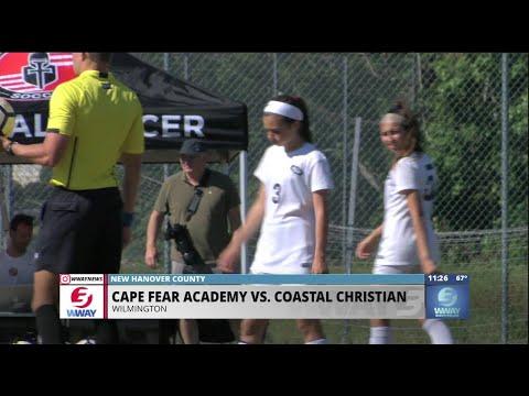 Big second half leads Coastal Christian soccer past Cape Fear Academy