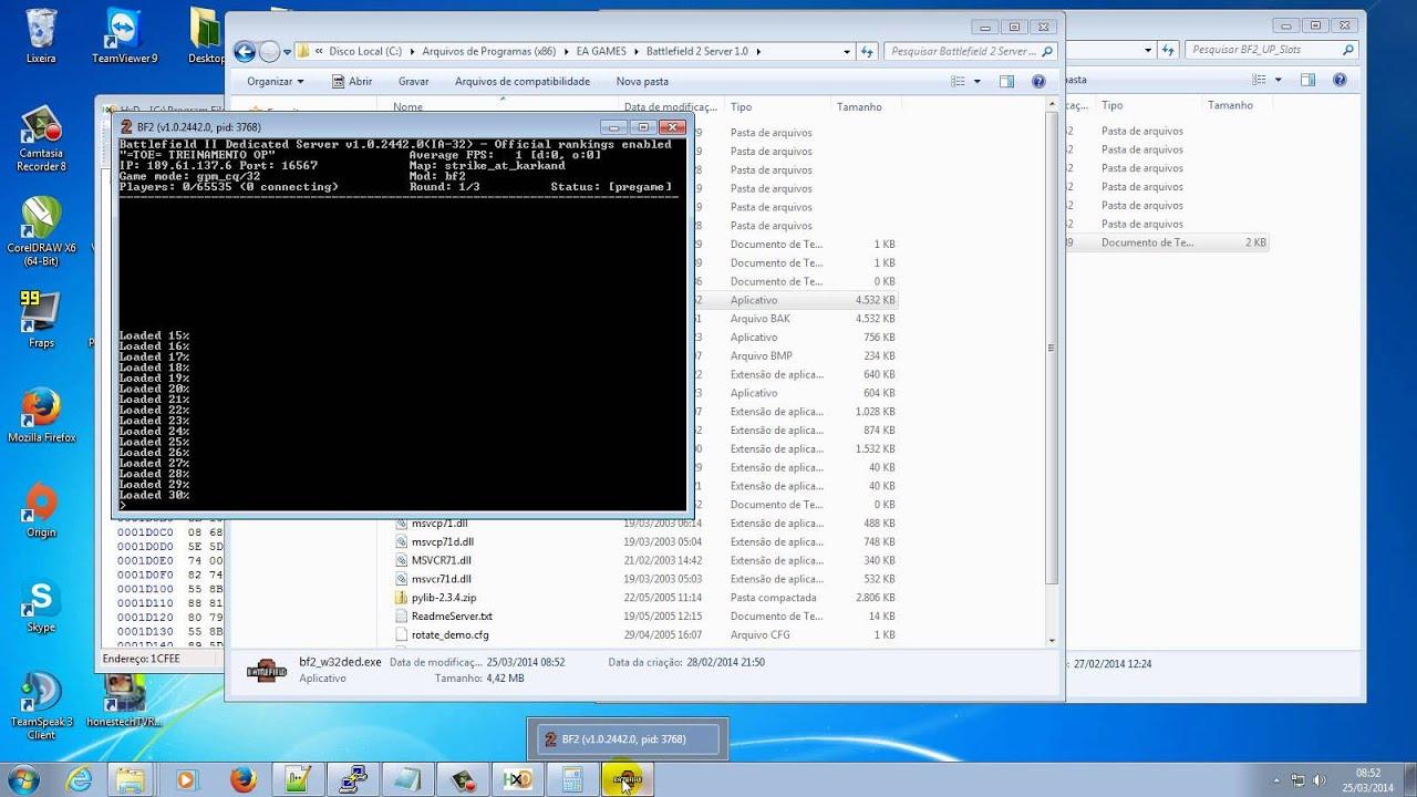 игровой сервер на хостинге сайтов