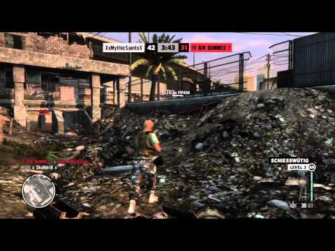 Lets Play Max Payne 3 Multiplayer Deutsch Part 4 German Walkthrough Gameplay 1080p