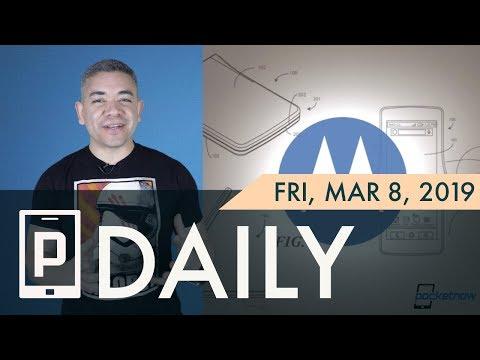 Motorola Foldable RAZR features, Black Shark 2 Event & more - Pocketnow Daily