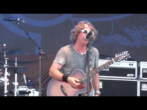 """Collective Soul """"The World I Know"""" (HD) (HQ Audio) Live Ribfest 7/2/2017"""
