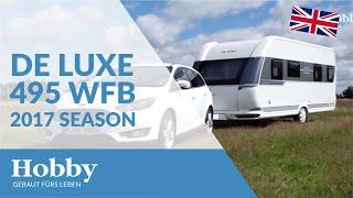 De Luxe 495 WFB season 2017 vehicle introduction