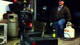 This video is not available. ATV Cargo Box n Salamanders