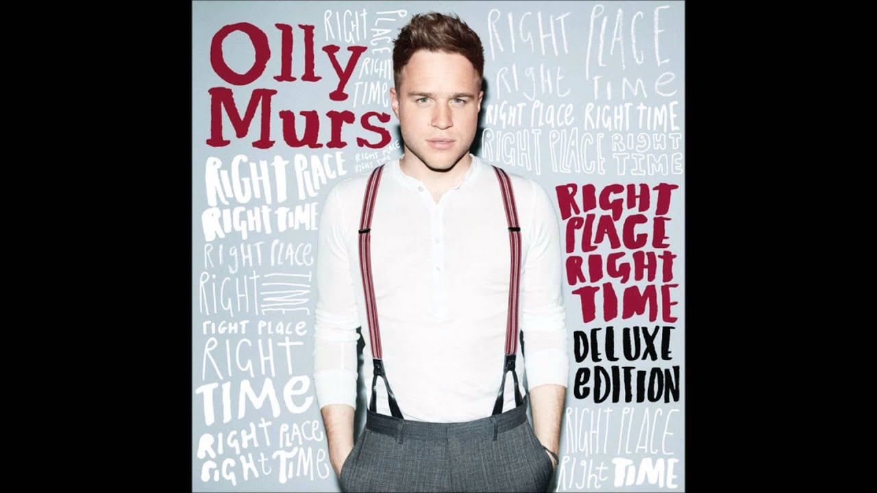 Troublemaker Olly Murs