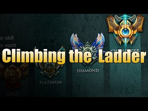 Climbing the Ranked ladder: Bronze to Gold!