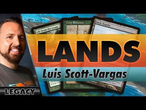 Lands - Legacy | Channel LSV