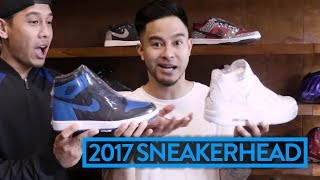 LIFE OF A SNEAKERHEAD 12: What's Trending in 2017 w/ Richie & Tan!
