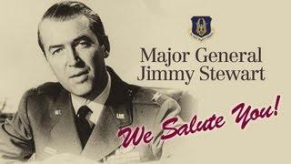Major General Jimmy Stewart