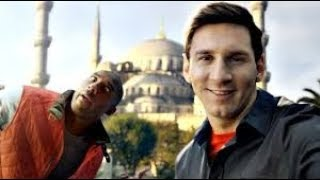Lionel Messi●Cristiano Ronaldo Funny Commercials (Best Funny Football Commercials Compilation)