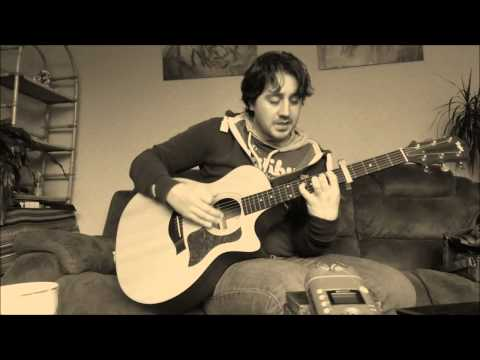 Damien Rice- Cannonball (cover by Andy Walker)