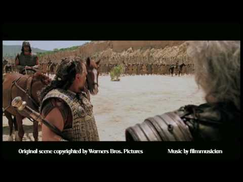 Troy: Achilles vs. Boagrius with my own Soundtrack