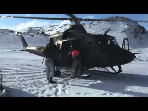 Norwegian Border Guard Training